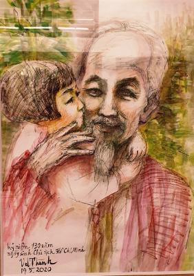 130 years Ho Chi Minh