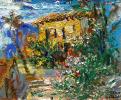 Summer I in Renoir's Garden